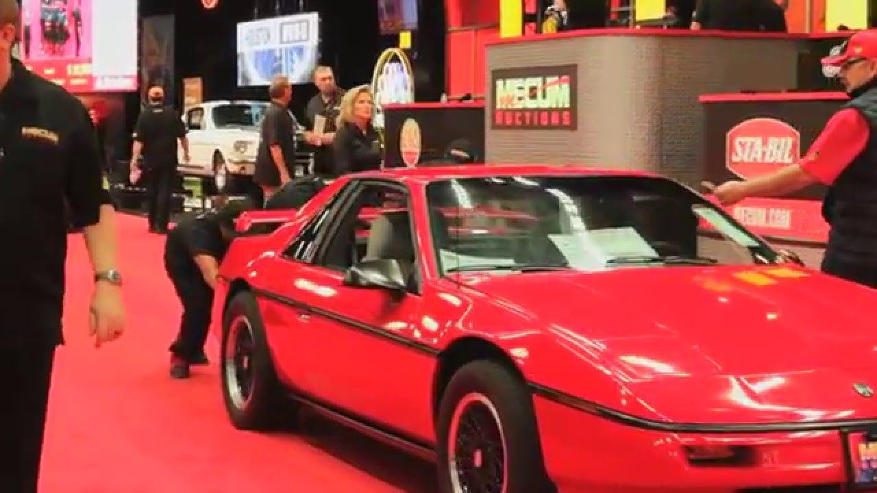 Mecum Auction, Largest Collector Car Collection in the World - YouTube