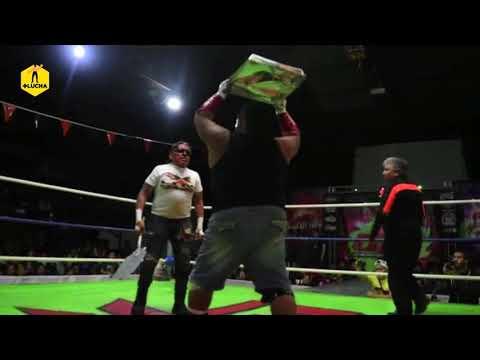 DTU vs X-LAW, en Marcapasos Extremo en DTU Sólido desde la Arena López Mateos