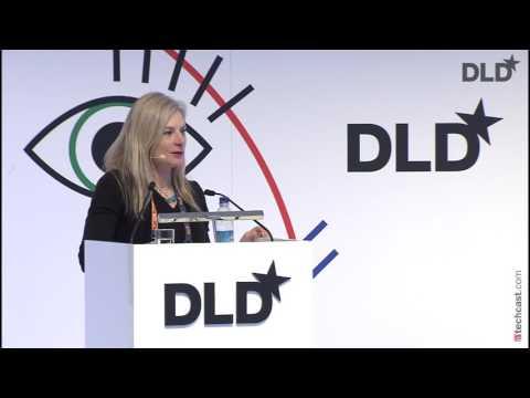 Dark Matter And The Dinosaurs (Lisa Randall, Harvard University) I DLD17