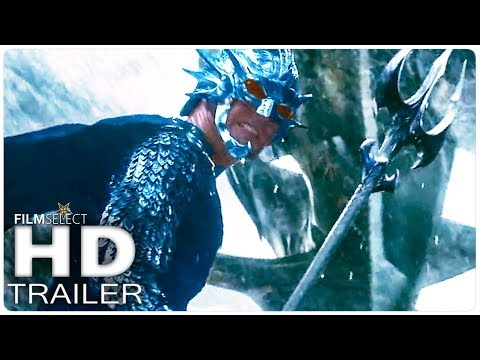 AQUAMAN Trailer Final Español (2018)