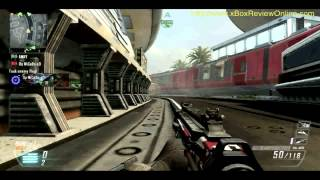 Call of Duty Black Ops 2 CAPTURE THE FLAG EXPRESS Multiplayer BO2 gameplay Inspired by theRadBrad