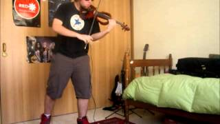 Primus - The Devil went down to Georgia (Violin cover)