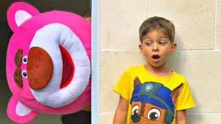 Peek A Boo! Kids Rhymes By Kids Learning Songs