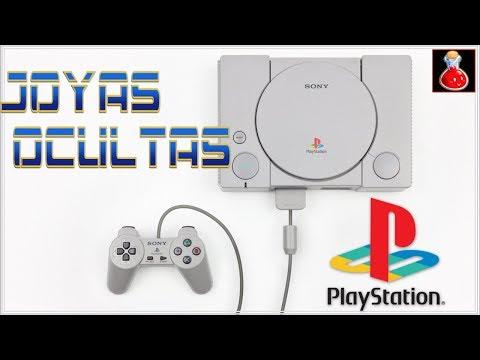 Las joyas ocultas de...SONY PLAYSTATION - juegos notables poco conocidos de la PS1 o Psx