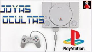 Joyas ocultas de...SONY PLAYSTATION - Juegos raros de PS1 - Psx