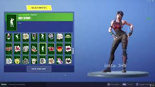 "LEAKED ""HOT STUFF"" Emote Coming To Fortnite!"
