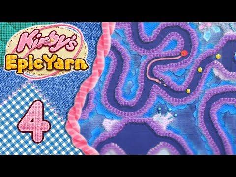 Kirby e la Stoffa dell'Eroe ITA [Parte 4 - Labirinto desertico]