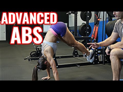 5 Advanced Ab Training Exercises for additional Challenging Core Workouts
