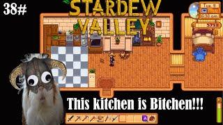 Stardew Valley 1.4 ep 38# squid kid drops squid ink