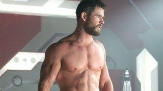 How The Cast Got Ripped For Avengers: Endgame