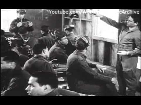 Tuskegee Airmen U.S Air Force Propaganda Newsreel - Cinema