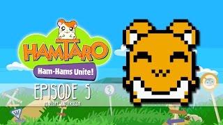 Hamtaro: Ham-Hams Unite #05 | Penelope & Froggy!
