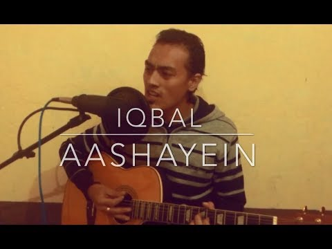 Aashayein Iqbal Guitar Cover