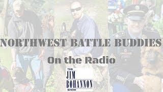 Northwest Battle Buddies discussed live on national radio