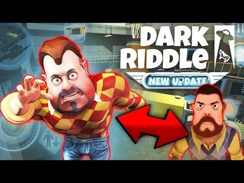 НОВЫЙ ПРИВЕТ СОСЕД ОБНОВЛЕНИЕ ПОДВАЛ - Dark Riddle