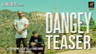 TEASER | DANGEY | ZORA RANDHAWA | DR.ZEUS | FULL VIDEO OUT NOW | HUMBLE MUSIC