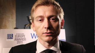 Novo Nordisk's backstage interview