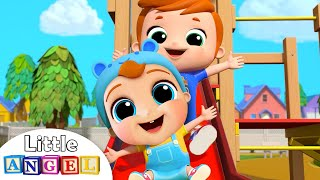 Download I Want To Be Like My Big Brother   Little Angel Kids Songs & Nursery Rhymes Mp3 and Videos