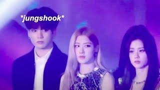 kpop idols at award shows in a nutshell