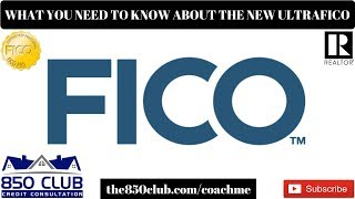 The New Ultra FICO Score Is Coming Early 2019 & It May Drop Your Score - Credit Monitoring Services