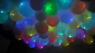 Светящиеся шары Краснодар(, 2016-01-09T17:21:05.000Z)
