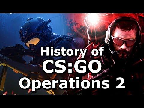CS:GO - History Of Operations 2