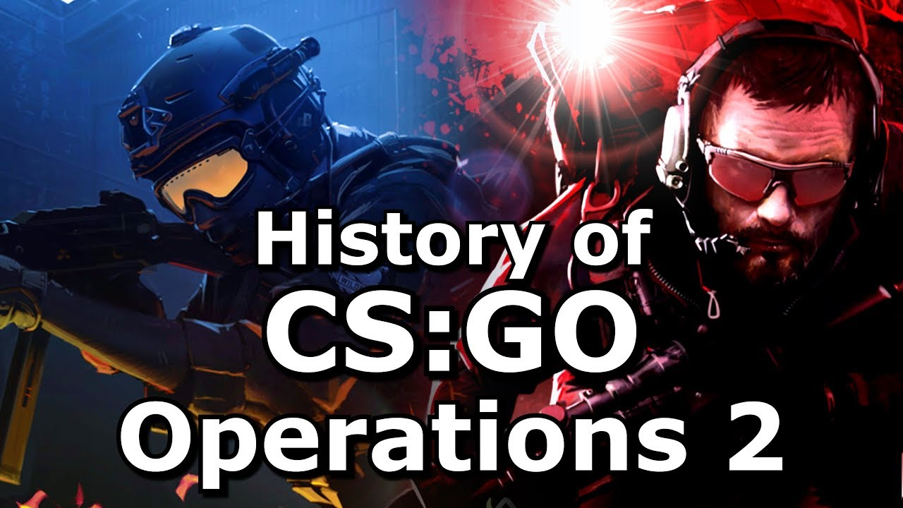 CS:GO - History of Operations 2 thumbnail