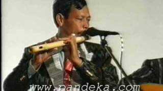 Seruling Batak Sumatra