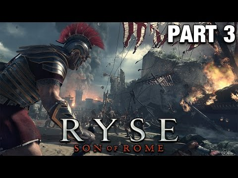 Ryse Son of Rome Gameplay German #03 - Marius der Heftige - Lets Play Ryse Son of Rome
