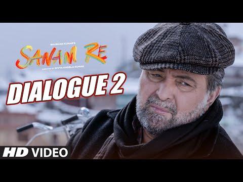 """SANAM RE Dialogues PROMO 2 - """"Tu Zindagi Bhar Uske Saath Rahega, Lekin Tujhe Vo Milegi Nahi Kabhi"""""""