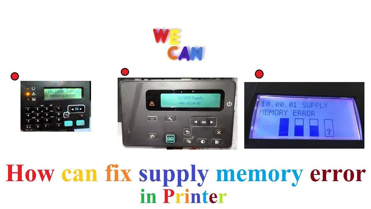 HP LASERJET PRO M175 , M128FN      etc  PRINTER SUPPLY