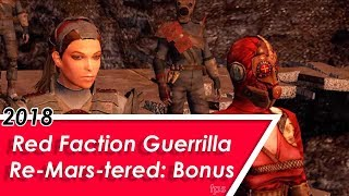 Red Faction Guerrilla Re-Mars-tered: Demons of The Badlands [1080p60] | One Hour