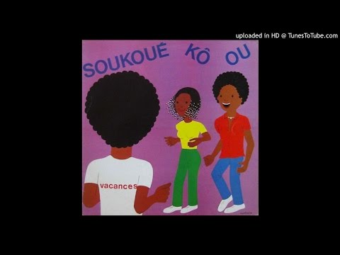 Soukoue Ko Ou French Antilles: New York Ameliore Tabou Combo Medley 1983