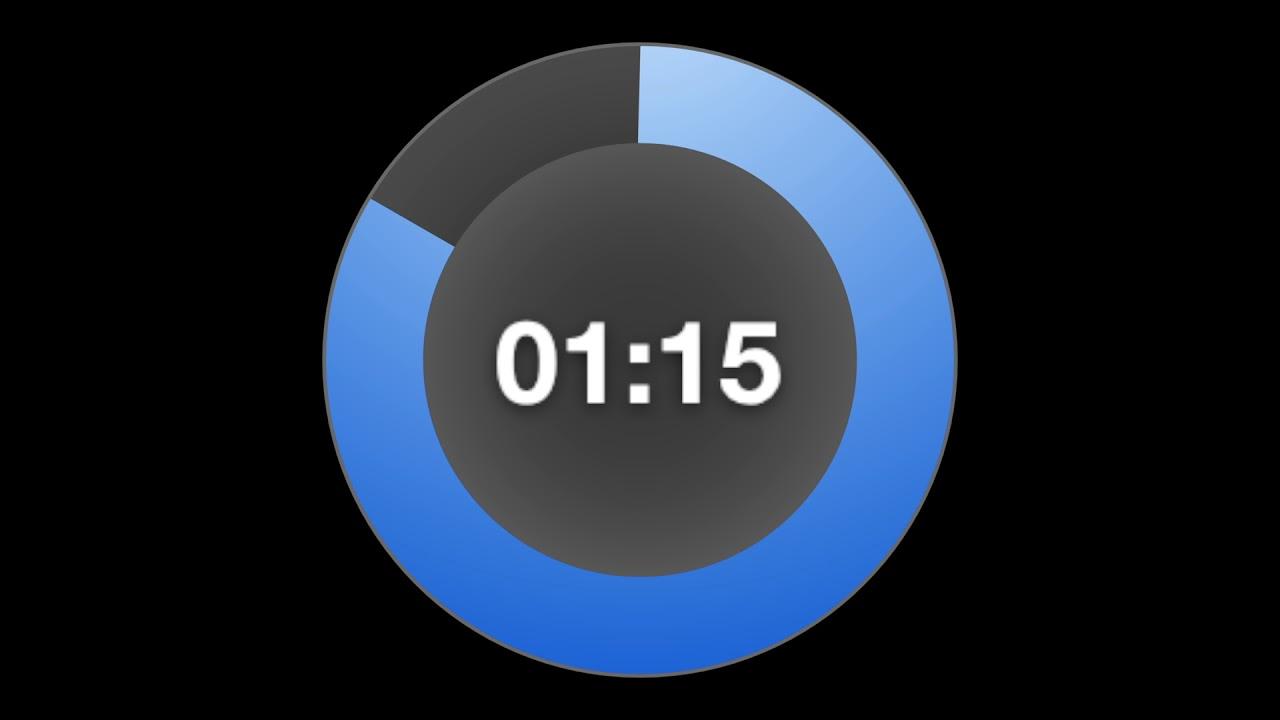 Set Timer 32 Minutes