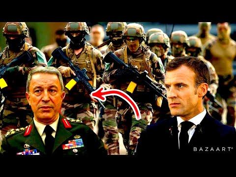 Անսպասելի զարգացում․ Ֆրանսիական զորքի ջախջախիչ ապտակը․ Թուրքական բանակը փախչում է