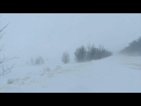 В Волгоградской области прогнозируют сложные погодные условия