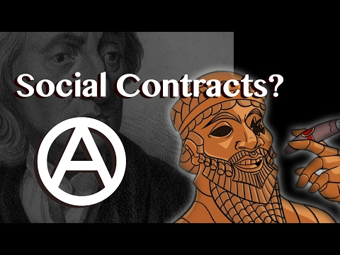 Sargon, Anarchism, and Social Contracts