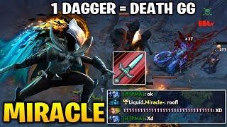Miracle Phantom Assassin 1 Dagger = Death ROOFL LMAO