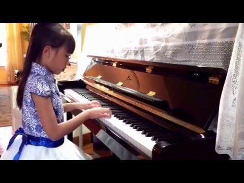 "Chinese folk song ""The Jasmine Flower"" (茉莉花)"
