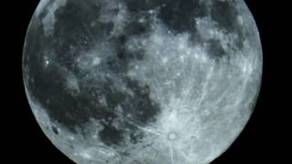 Lunar Wave 7-9-17, Filmed at 200fps