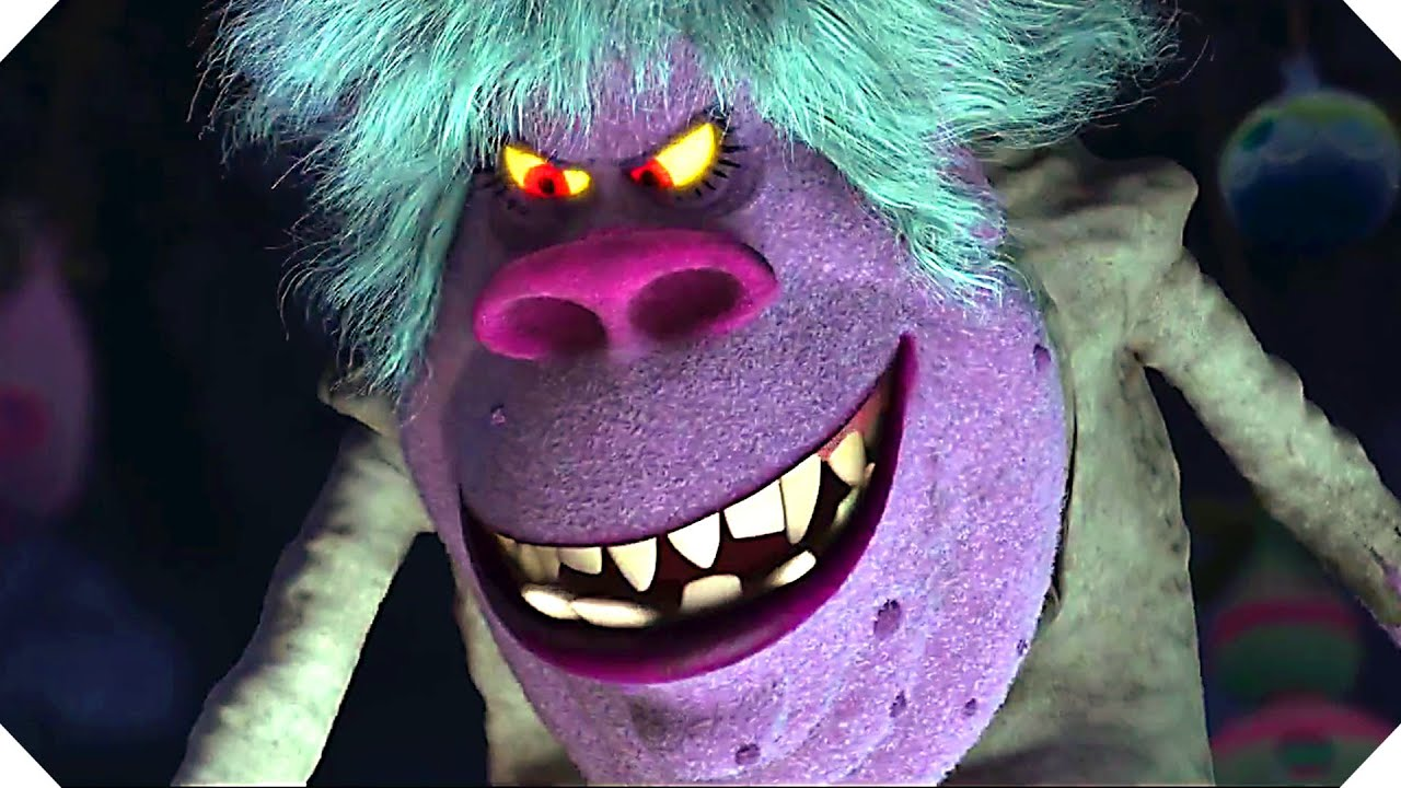 TROLLS Movie TRAILER # 3 (Animation - 2016) - YouTube