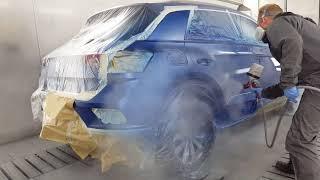 Car Painting:Nice last Paintjob for the week