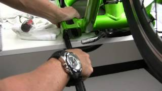 How to Remove and Install Track Inserts on ElliptiGO Elliptical Bicycles