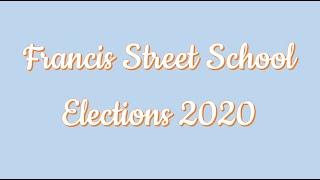 School Elections 2020