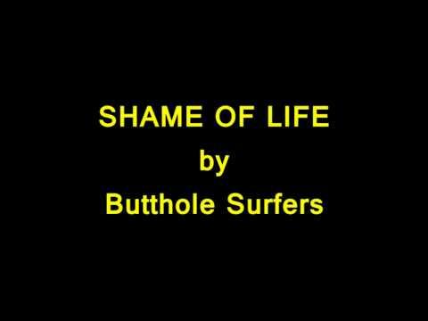 Butthole Surfers  Shame Of Life lyrics
