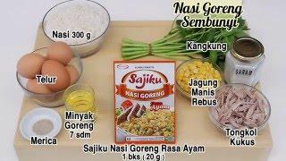 Dapur Umami - Nasi Goreng Sembunyi