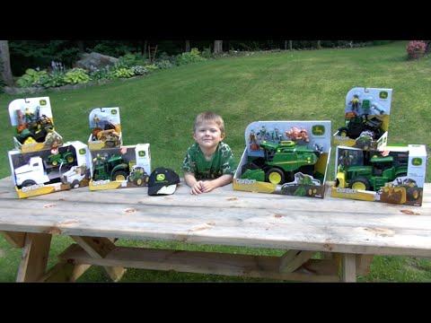 John Deere Infant Toys