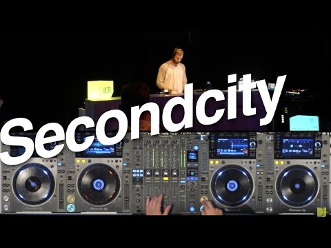 Secondcity - DJsounds Show 2016
