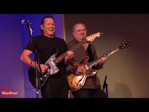 Video: TOMMY CASTRO & TINSLEY ELLIS • Rock Bottom • Homer NY 11/10/18