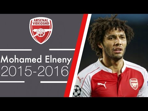 Mohamed Elneny - First Year At Arsenal (2015/16)